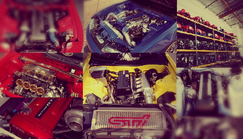 Engine Swaps